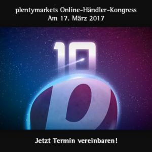 plentymarkets online handler kongress 2017