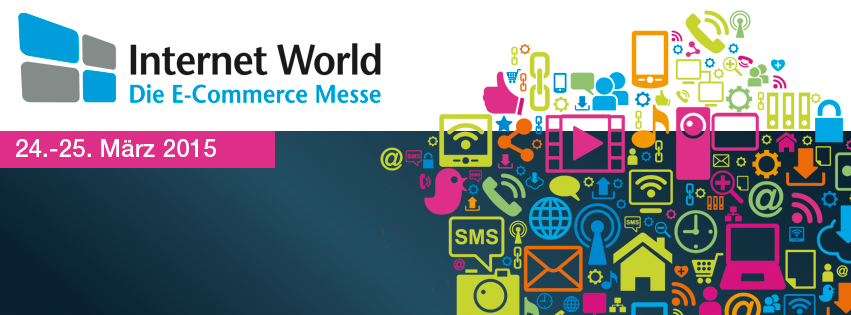 Internet World 2015 - Banner