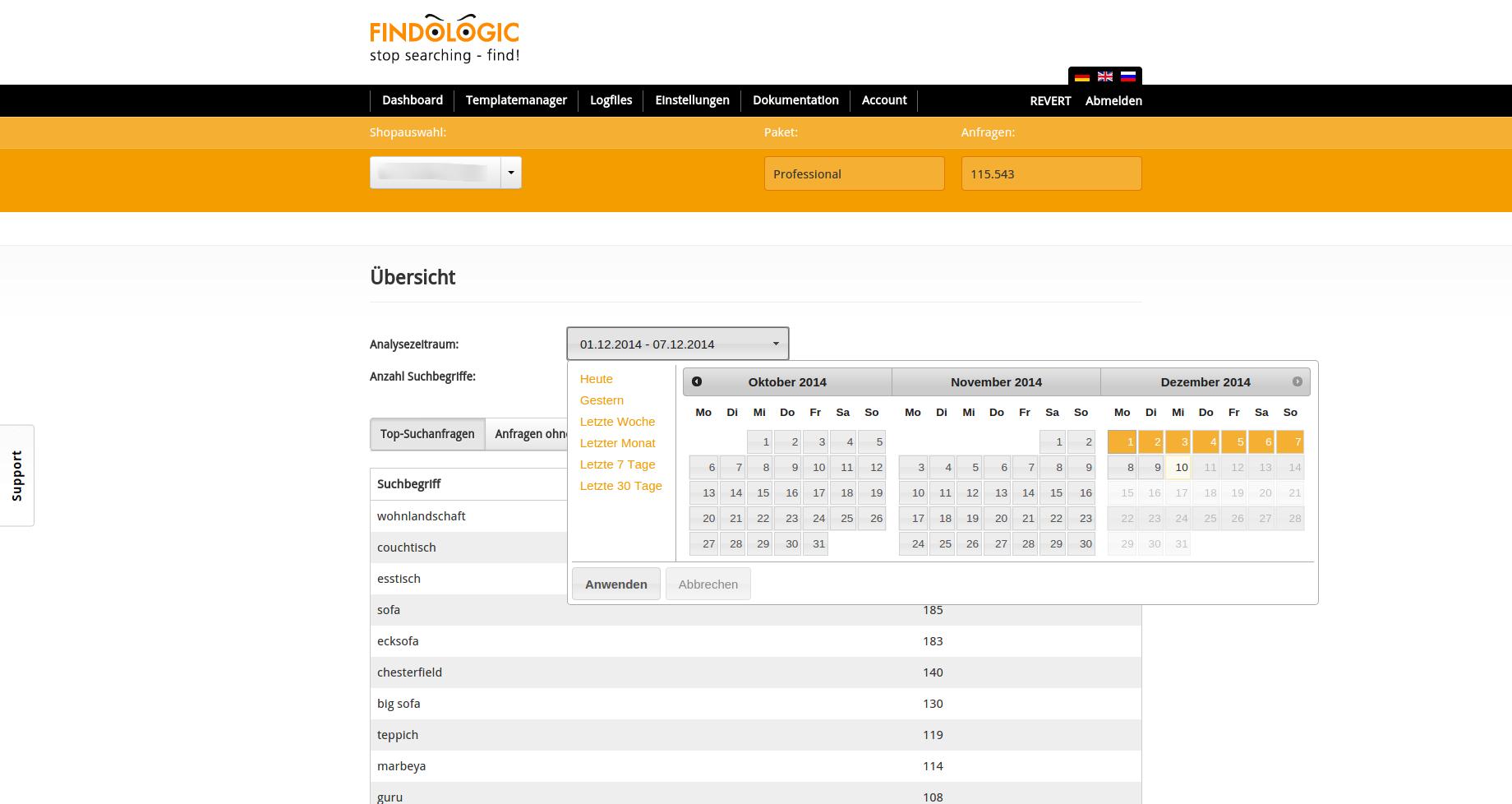 reports-kalender