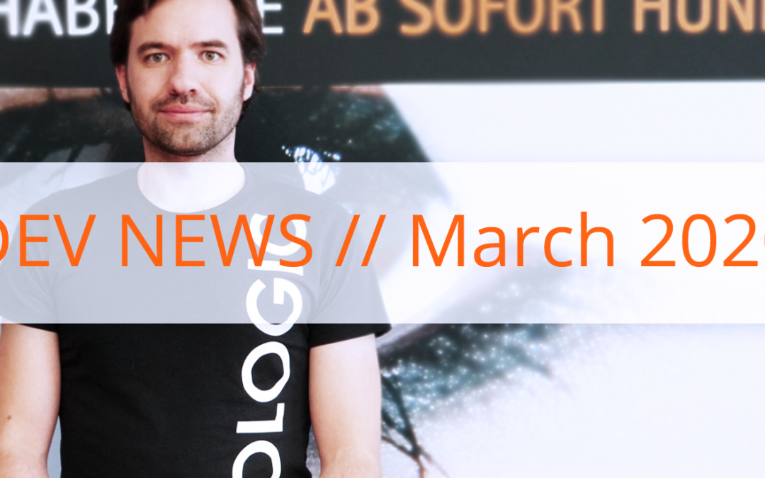 Video Dev News // March 2020