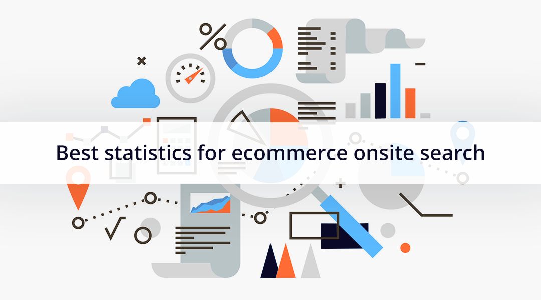 Best statistics for ecommerce onsite search