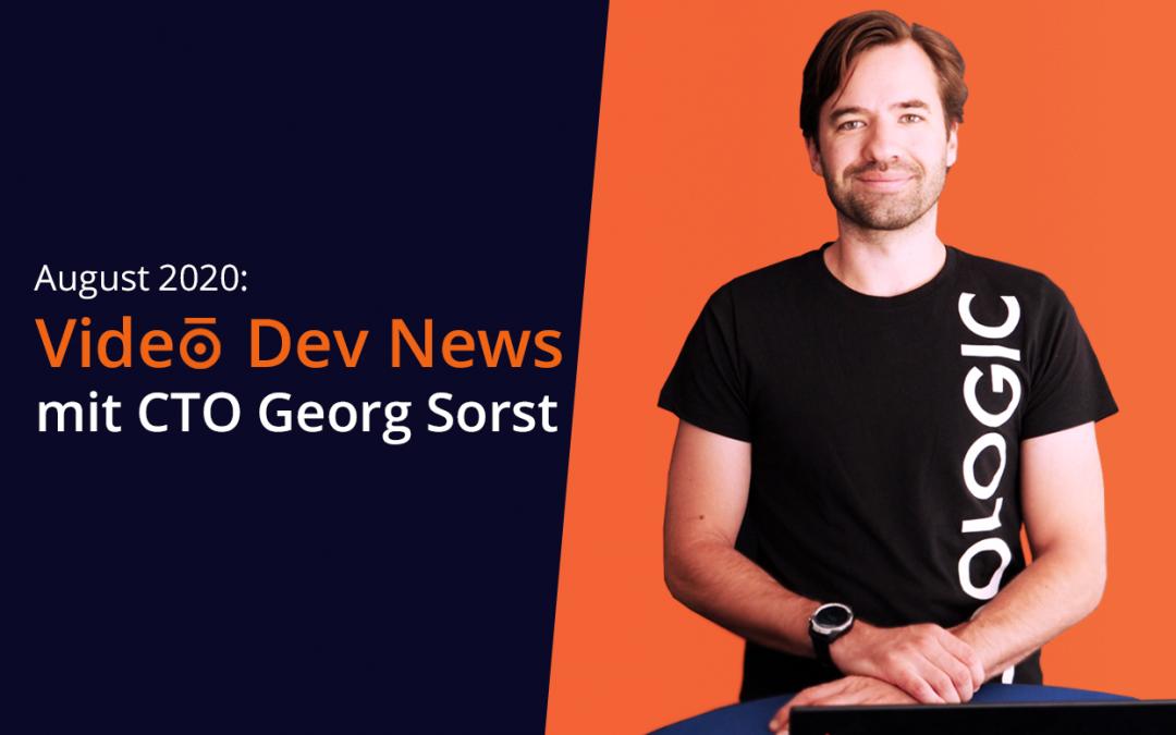 Video Dev News // August 2020