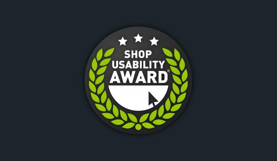 Das sind unsere Gewinner-Shops beim Shop Usability Award 2020