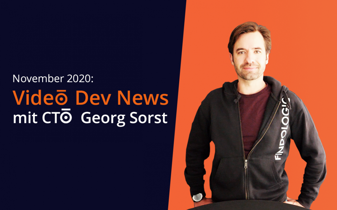 Video Dev News // November 2020