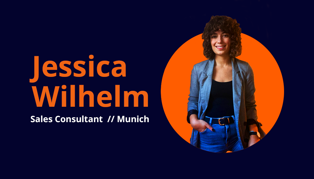 Welcome to Findologic: Jessica Wilhelm